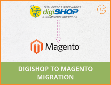Digishop to Magento Conversion