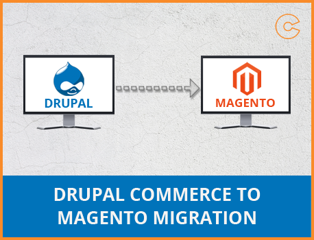 Drupal Commerce to Magento migration, conversion & import