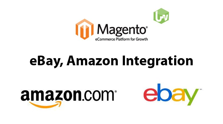 ebay, amazon integration