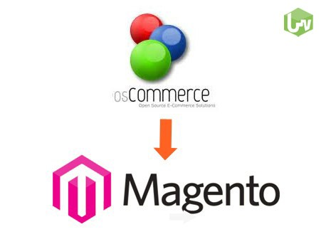 osCommerce to Magento Migration