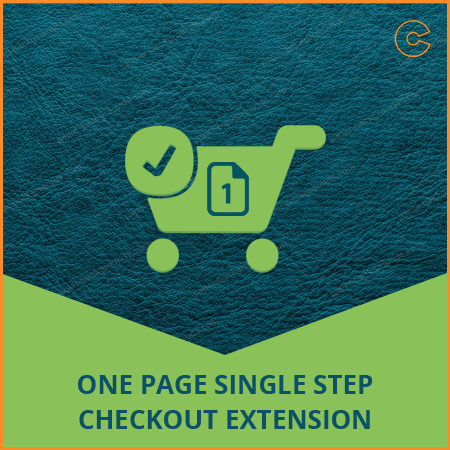 Single Step/Page Checkout Extension for Magento