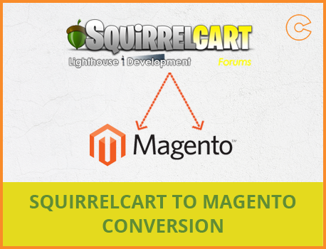 Squirrelcart to Magento