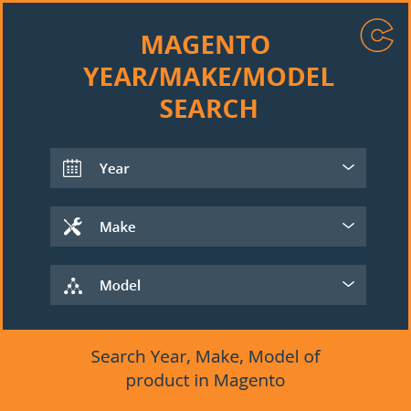 Year Make Model Extension for Magento