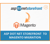 AspDotNetStorefront to Magento migration, conversion & import