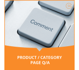Product/Category Page Comment Extension
