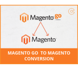 Magento Go to Magento CE migration, conversion & import