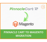 Pinnacle Cart to Magento migration, conversion & import