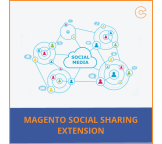 Magento Social Media Sharing Extension