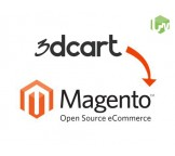 3DCart to Magento migration, conversion & import