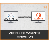 Actinic to Magento migration, conversion & import