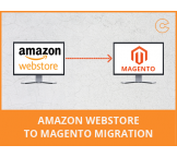 AmazonWebstore to Magento migration, conversion & import