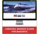 Carousel Slider Premium Banner Extension for Magento