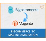 BigCommerce to Magento migration, conversion & import