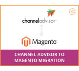 ChannelAdvisor to Magento migration, conversion & import