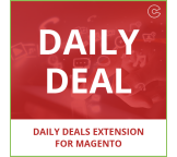 Daily Deals Basic Extension for Magento®