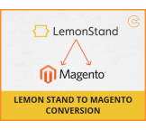 LemonStand to Magento migration, conversion & import