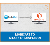 MobiCart to Magento migration, conversion & import