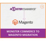 Monster Commerce to Magento migration, conversion & import