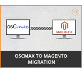 osCMax to Magento migration, conversion & import