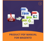 Magento Product PDF Manual Extension