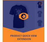 Magento Product Quick View Options Extension