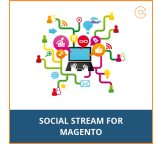 Social Stream Magento Extension