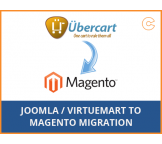 Ubercart to Magento migration, conversion & import