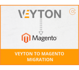 Veyton to Magento migration, conversion & import