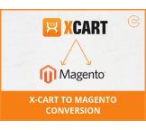 X-Cart to Magento migration, conversion & import